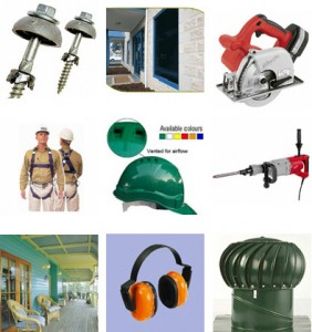 Supplier of all builidng fasteners, fixings, nails, and screws
