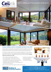 Ceilink Insulation Brochure