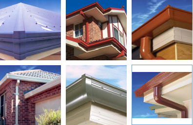 Roof Guttering products for Australian Building Industry