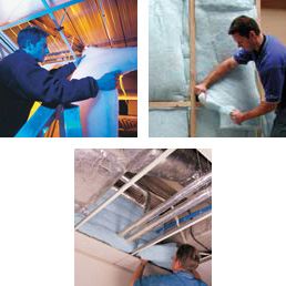 Roof And Wall Insulation No1 Roofing Amp Building Supplies