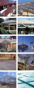Metal roofing products for Australian Building Industry