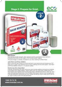 Insulclad Stage 2 Brochure