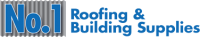 No1 Roofing and Building Supplies Logo