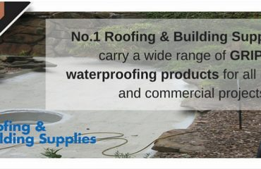 Gripset Waterproofing Supplies