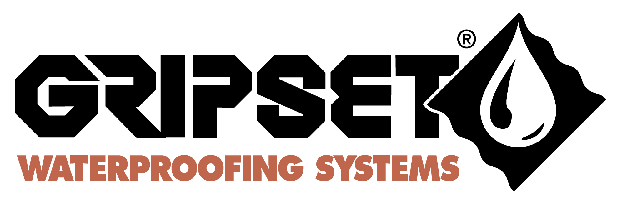 Gripset Waterproof Logo