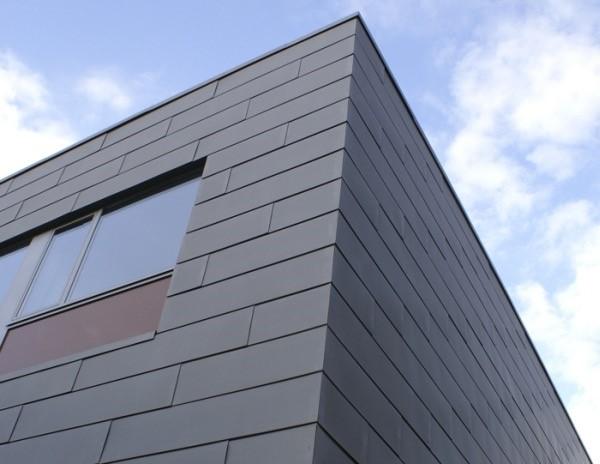 No.1 Architectual Panel System - Interlocking Panel