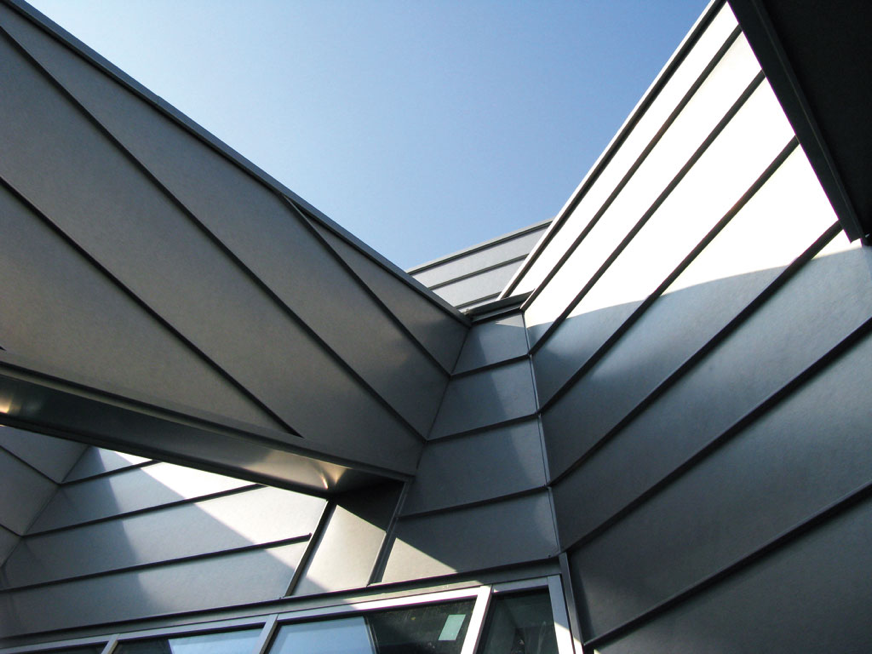 No.1 Architectual Panel System - Standing Seam 2