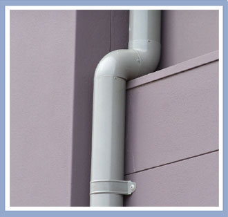 Ace 90 MM Round Downpipe