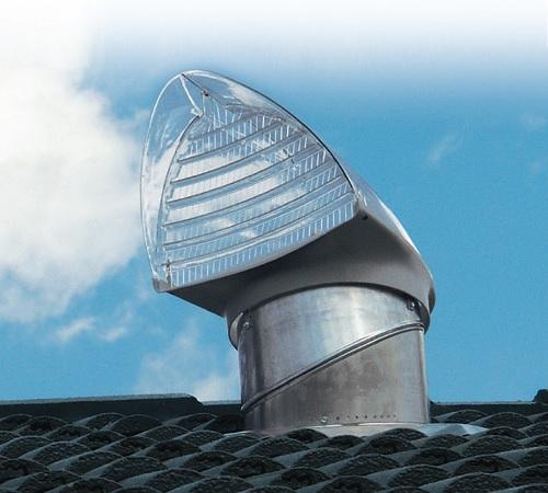 SeaBreezer Ventilated Skylight
