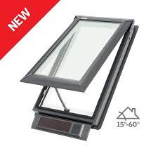 Solar Powered Skylight by Velux