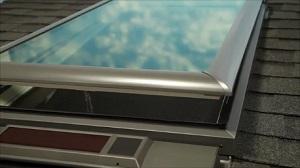 Solar Auto Sensing Skylight
