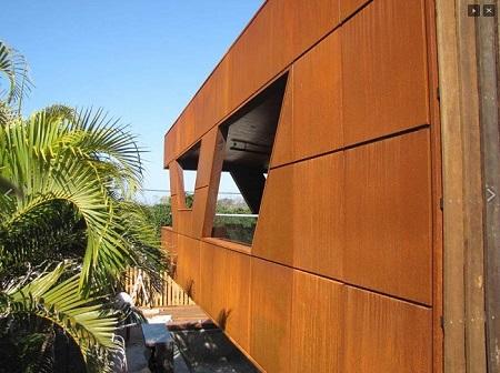 Corten Steel Panels