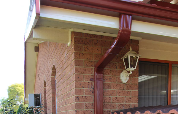 ABC Seamless Gutters on Sydney Residential