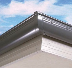 ACE Gutters Round Line Gutter