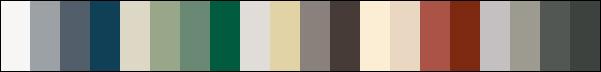 LYSAGHT Colour Chart