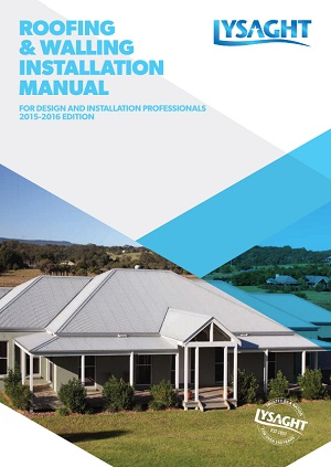 Lysaght Roofing Walling Installation Manual Jul 2015