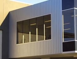 No.1 Architectural Panel System Interlocking Panel
