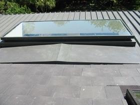 Skydome Glass Skydome