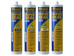 HB Fuller Sealant for Polycarb Roofing