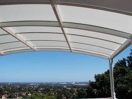 Pergola Translucent Roof