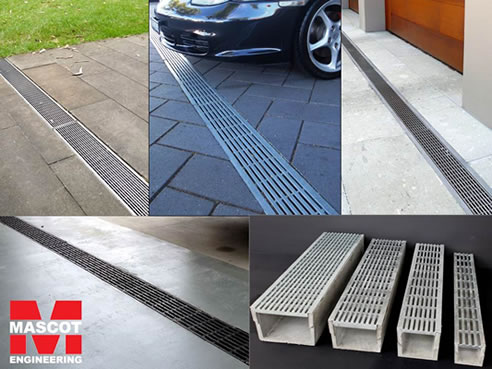 Drainage Channels by Mascot