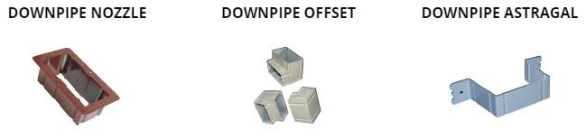 Downpipe accessories