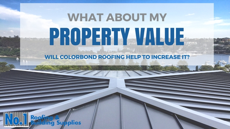 Does metal roofing help to increase my property value?
