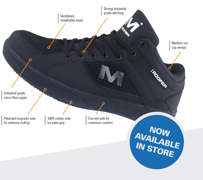 Best Non Slip Roofing Shoes