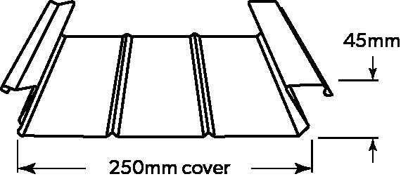 Profile FLATDEK