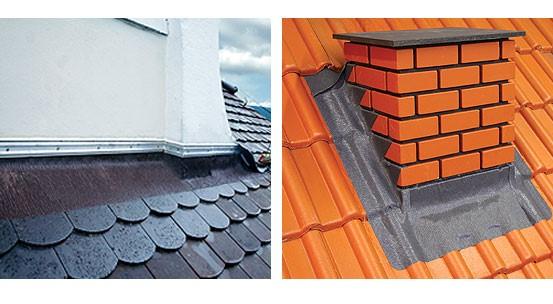Lead Free Roof Flashing