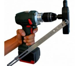 EDMA 017255 Nibblex Universal Power Drill Attachment