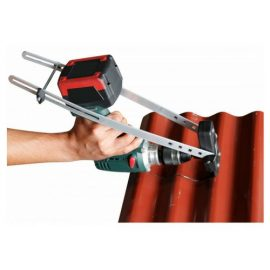 Nibblex Universal Power-Drill Attachment