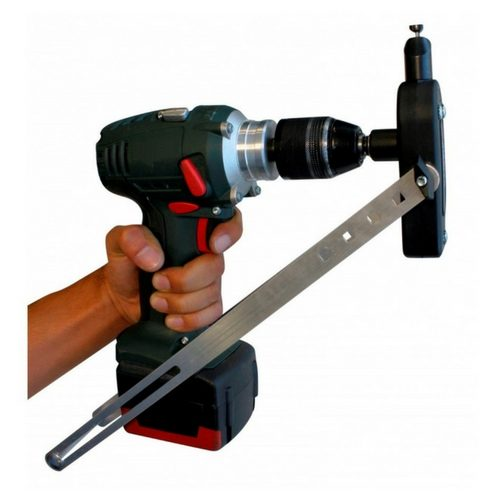 EDMA 017255 Nibblex Universal Power Drill Attachment