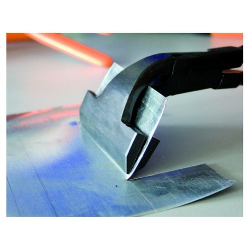 EDMA 034655 Clinching Plier 100mm Bend 45 deg