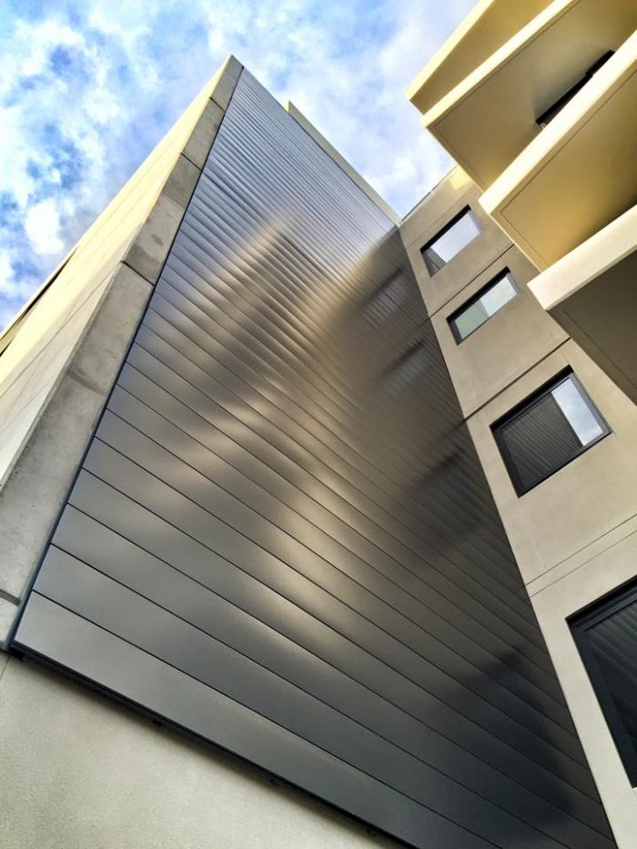 No.1 Roofing - ArchitectuRal Panel Systems - Standing Seam 2