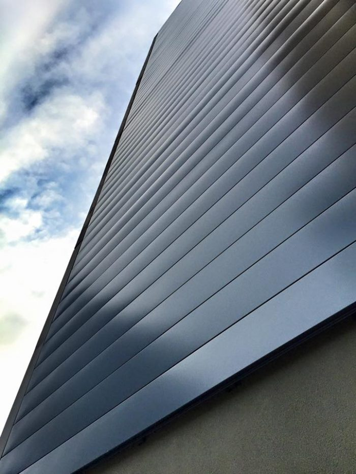No.1 Roofing - Architectural Panel Systems - Standing Seam 3