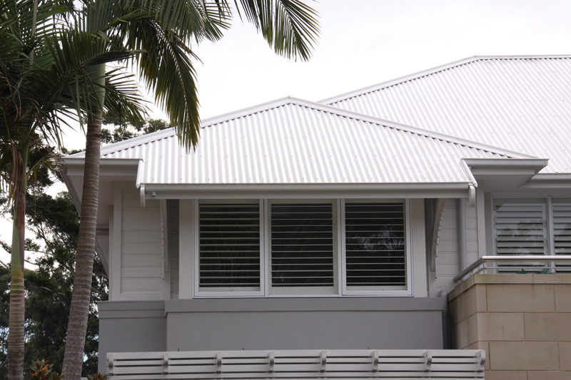 Metal Roof Supplies and Installation