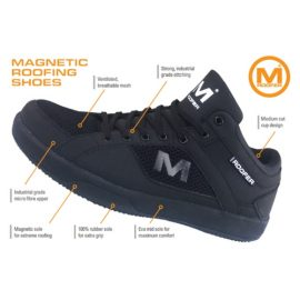 Magnetic Roofing Shoe Diagram