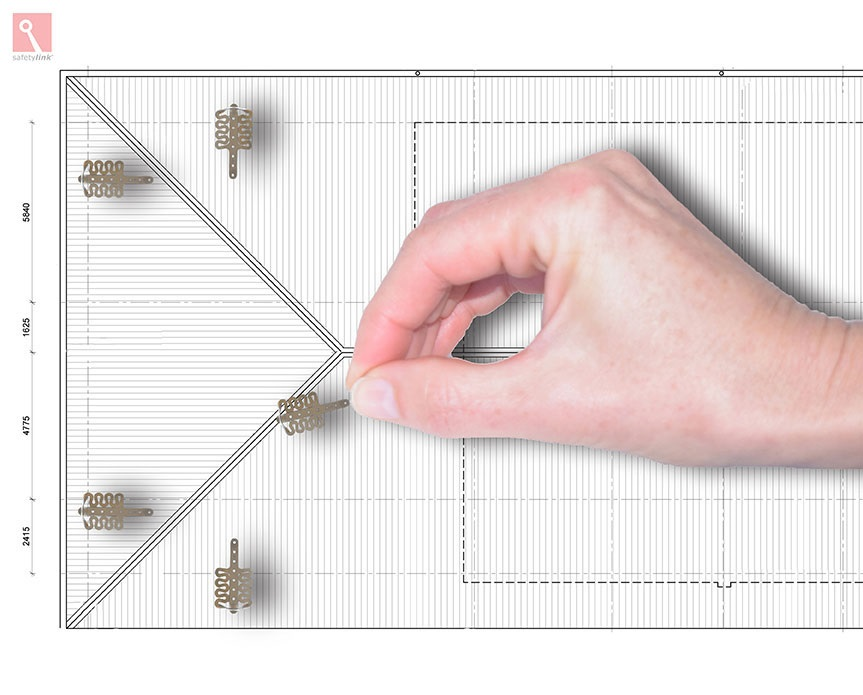 Design, Plan and Installation Roof Anchor Points by SafetyLink