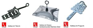 Height safety equipment and safety systems by SafetyLink