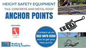 Roof Anchor Points