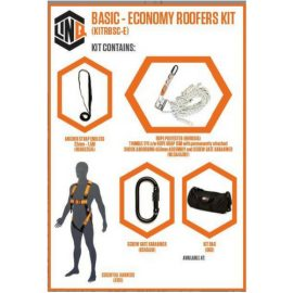 Roofers Harness Kit