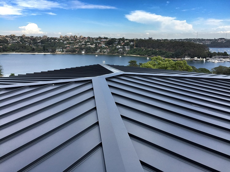 Rib profiles are designed to carry large amounts of water off your roof quickly
