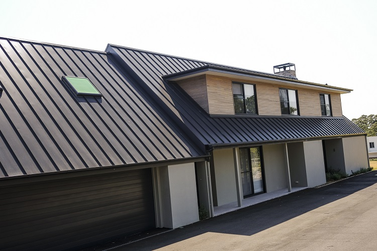 Roof and wall cladding for residential housing have an enormous impact on street appeal