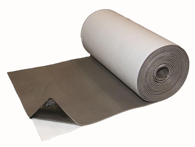 Grey Fast Flash, Self-adhesive, flexible roof flashing