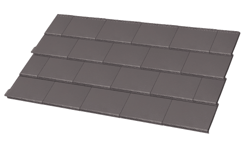 Elemental Tiles Shingle Graphite Colour