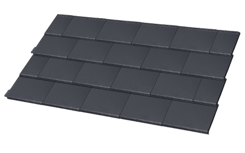 Elemental Tiles Shingle Inkstone Colour
