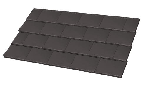 Elemental Tiles Shingle Midnight Colour