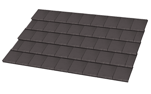 Elemental Tiles Slate Midnight Colour