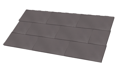 Elemental Tiles Ultra Graphite Colour